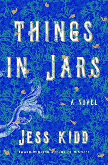Things in Jars, Jess Kid