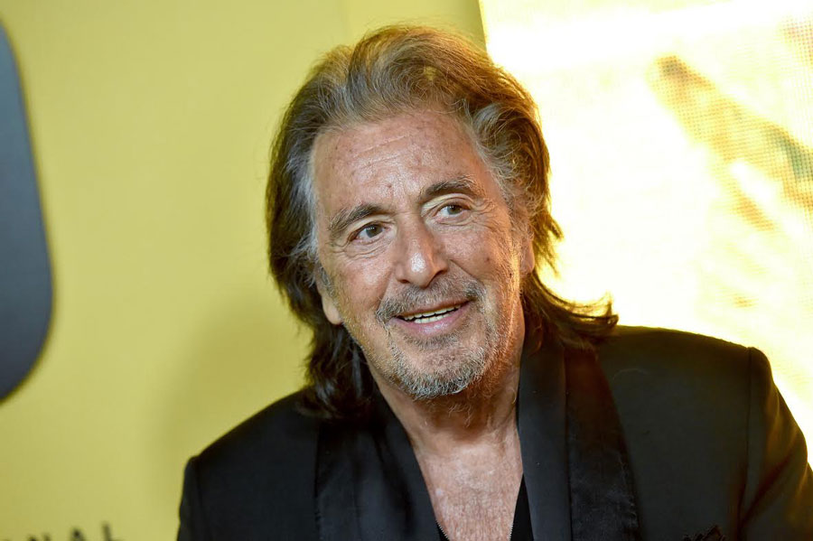 Al where now is pacino 'Godfather' series