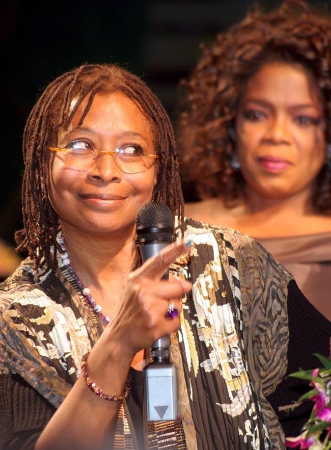 The Color Purple, Alice Water, Oprah Winfrey
