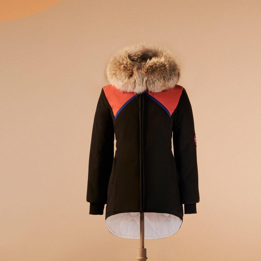 Canada Goose Inuit design