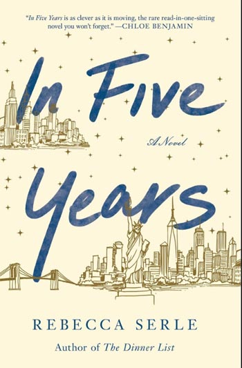Book cover for In Five Years by Rebecca Serle