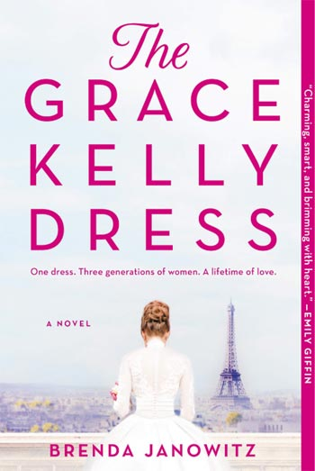 Book cover for The Grace Kelly Dress