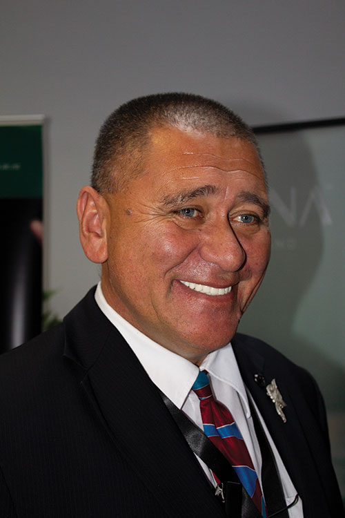 Carl Ross, executive director of the biannual Te Matatini competition.