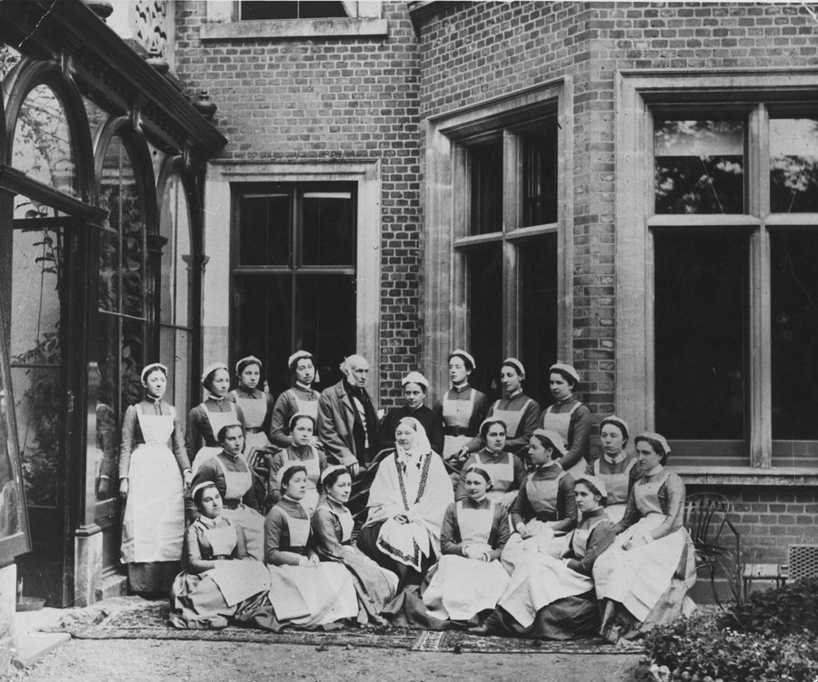 Florence Nightingale, London, International Nurses Day