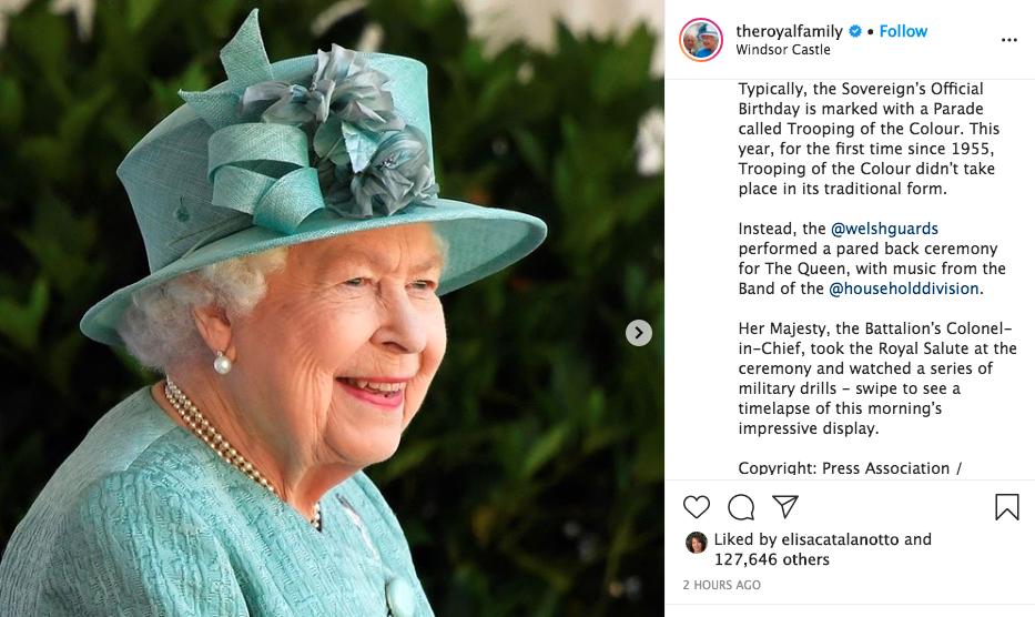 Queen Elizabeth !!