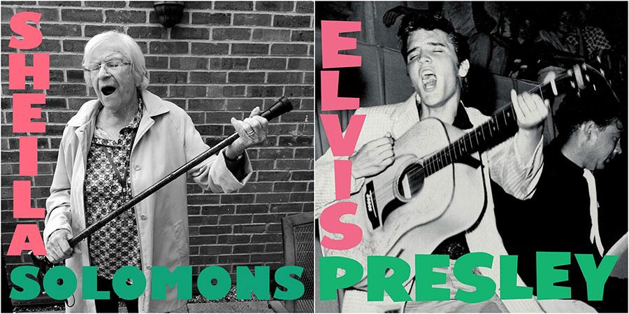 Elvis album recreation