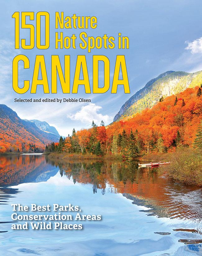 150 Nature Hot Spots in Canada
