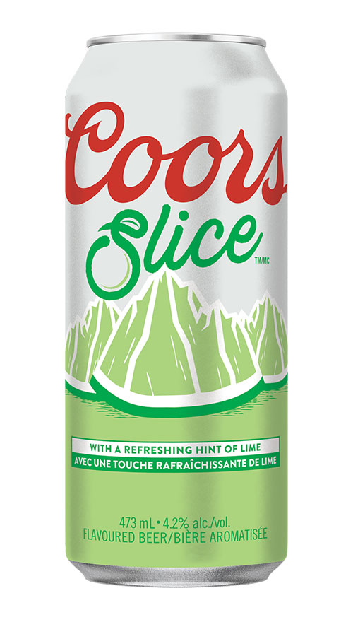 Coors Slice