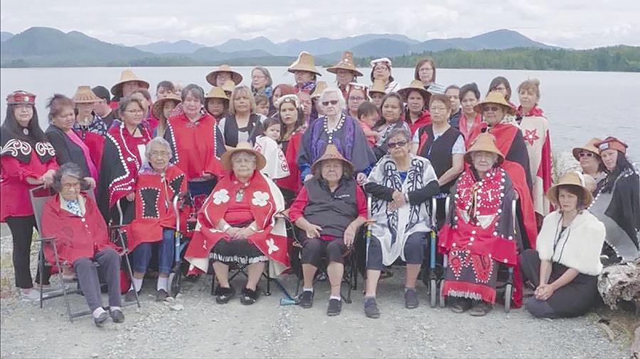 Heiltsuk Nation matriarchs