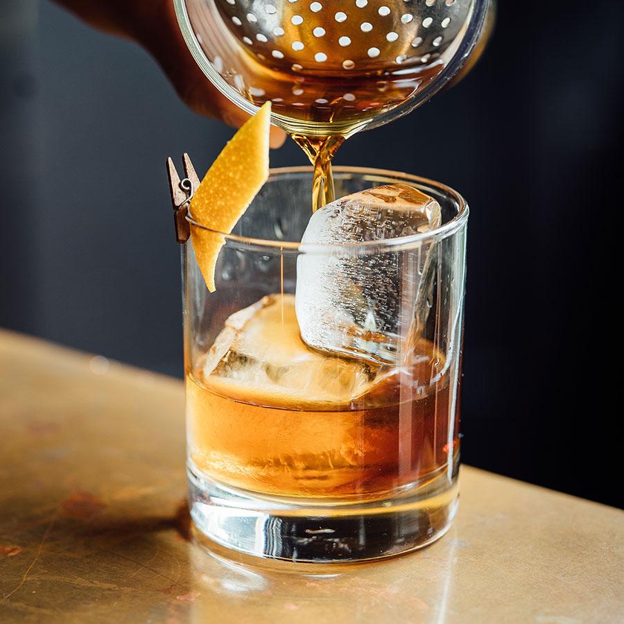 Cocktail recipe