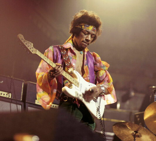 Reflecting on Jimi Hendrix's Legendary Woodstock Anthem 50 Years After His Death