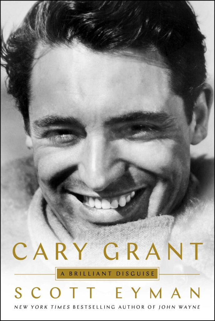 Cary Grant book cover