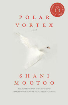 Book Cover for Polar Vortex by Shani Mootoo