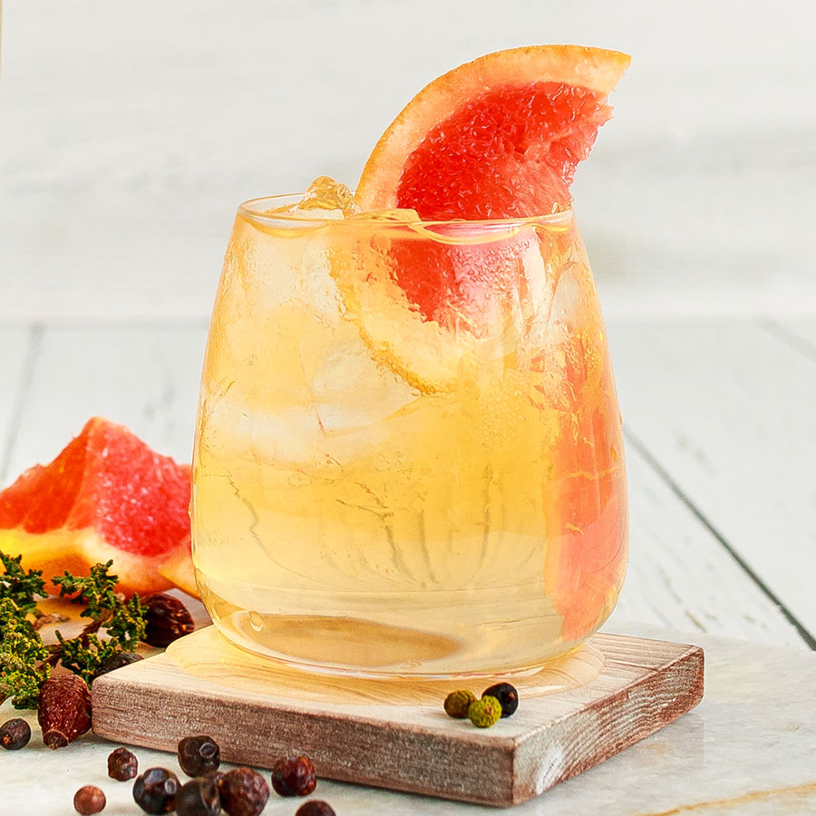 Ungava Gin Grapefruit Tonic