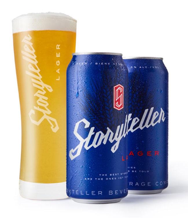 Storyteller beer