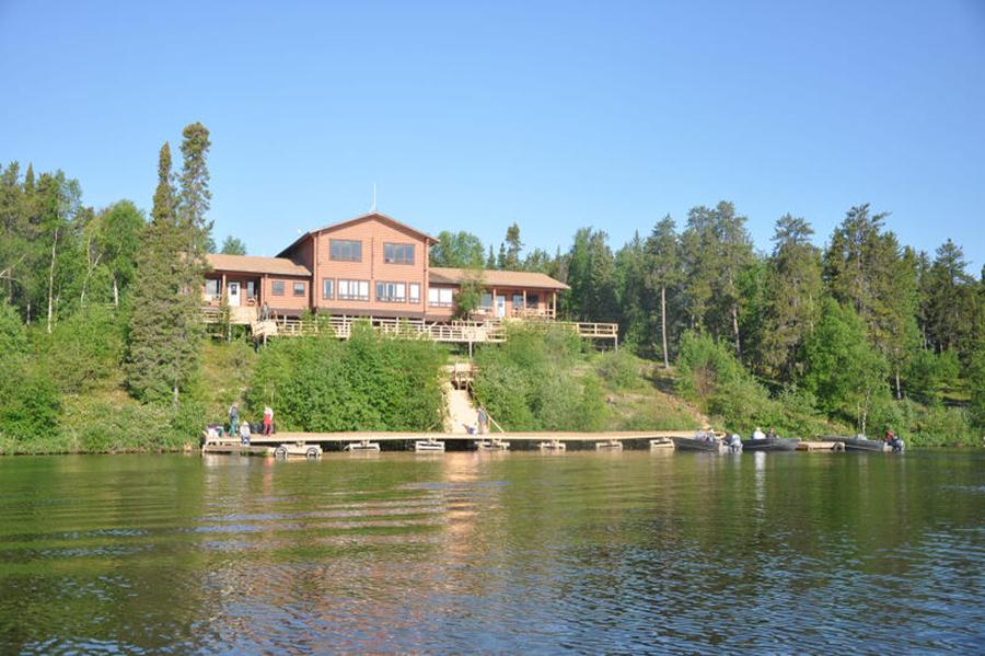 Big Sand Lake Lodge