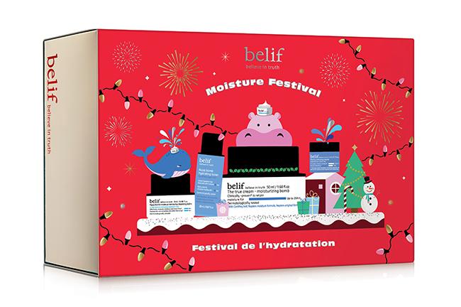 Belif Moisture Festival Holiday Gift Set