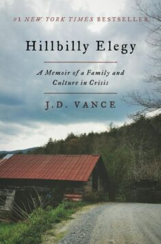 Book cover, with image of a farmhouse set against an Appalachian mountainside.