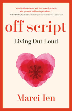 Off Script: Living Out Loud book cover