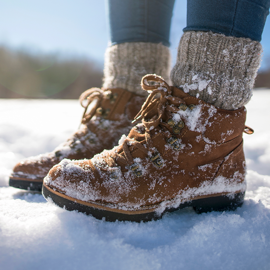 Winter boot shopping