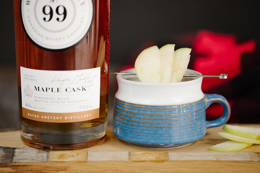 Apple Ginger Toddy