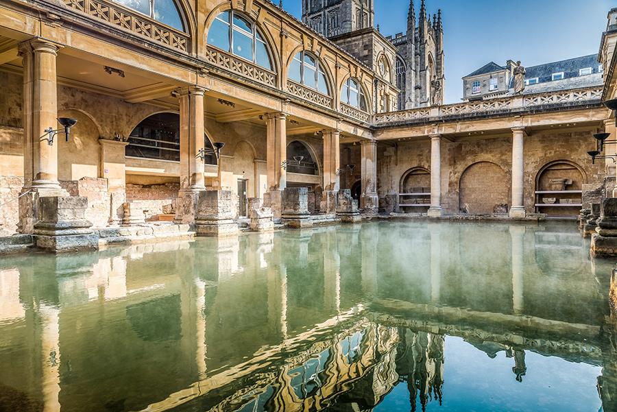 The Great Roman Baths