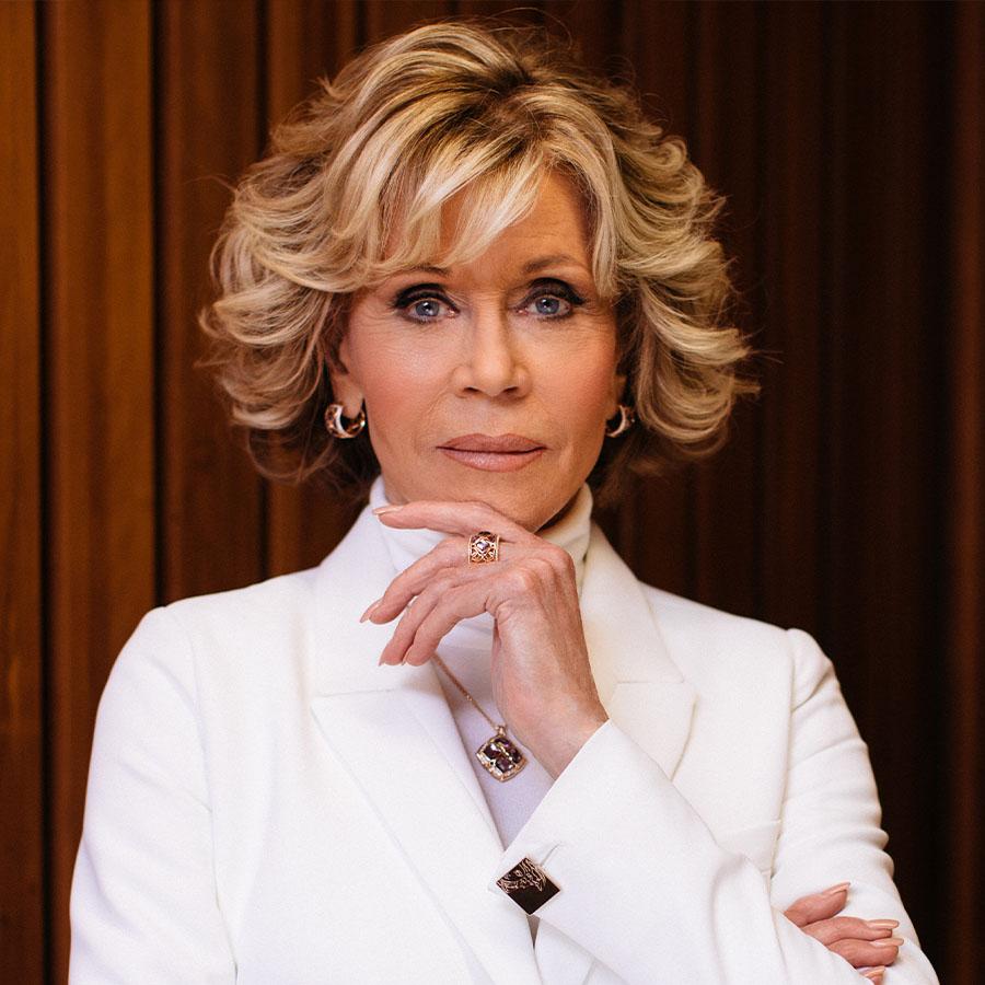 Top Four - Jane Fonda portrait