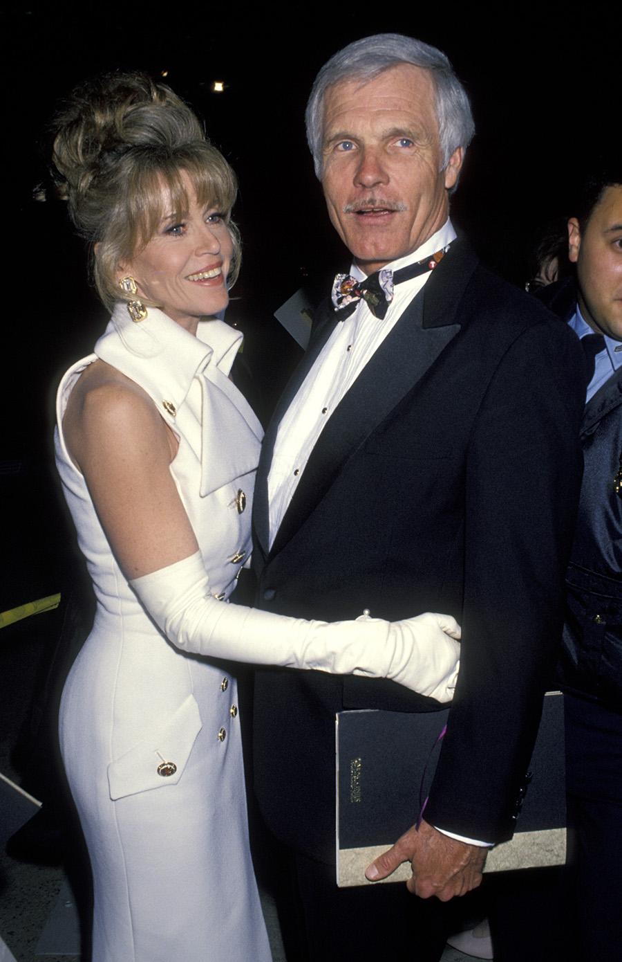 Top Four - Jane Fonda