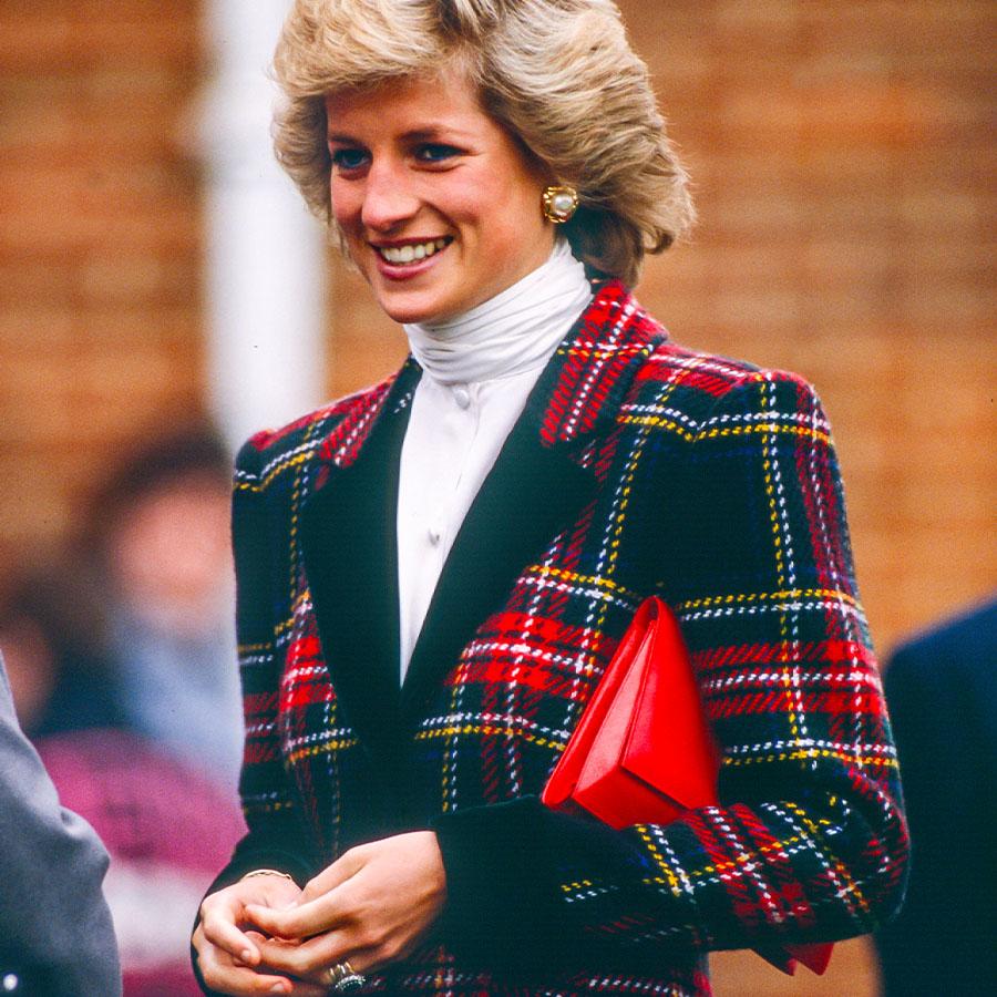 Top Four - Princess Diana