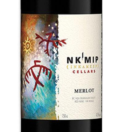 Nk'Mip wine