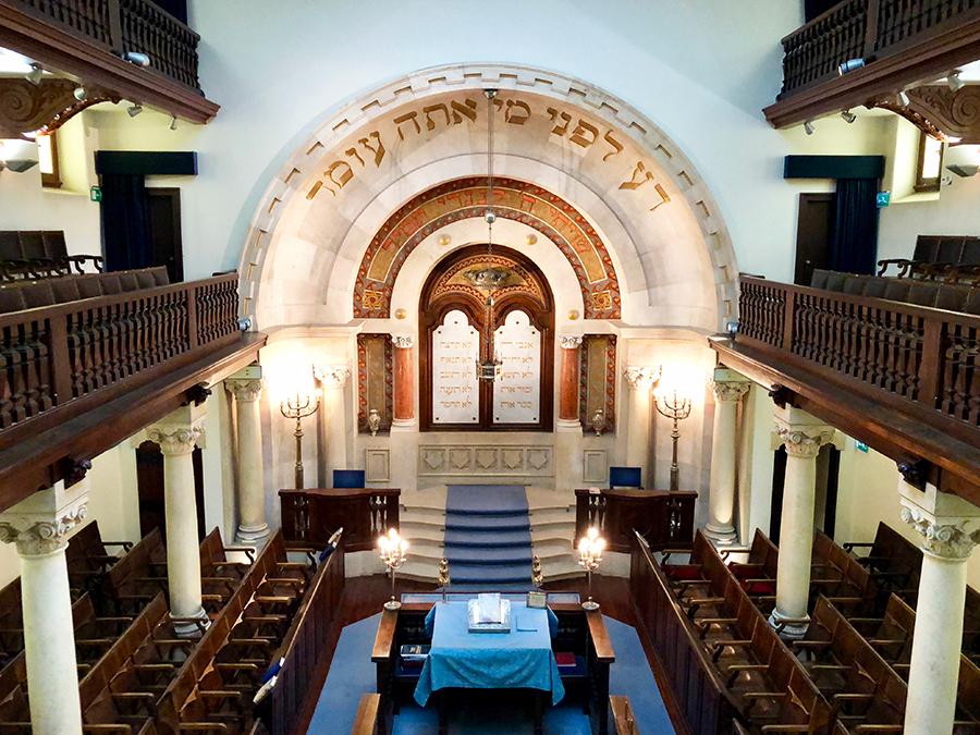 Shaare Tikva Synagogue
