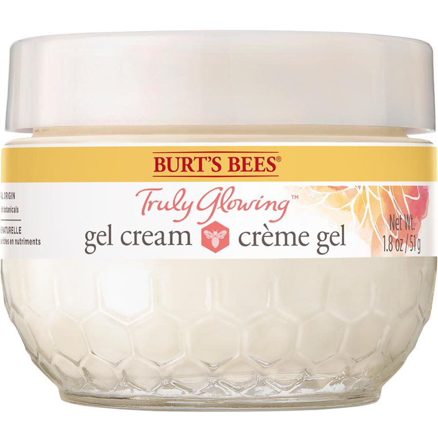 Burts Bees Truly Glowing Replenishing Gel Cream