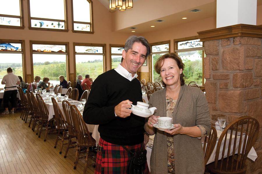 Bruce and Shirley MacNaughton