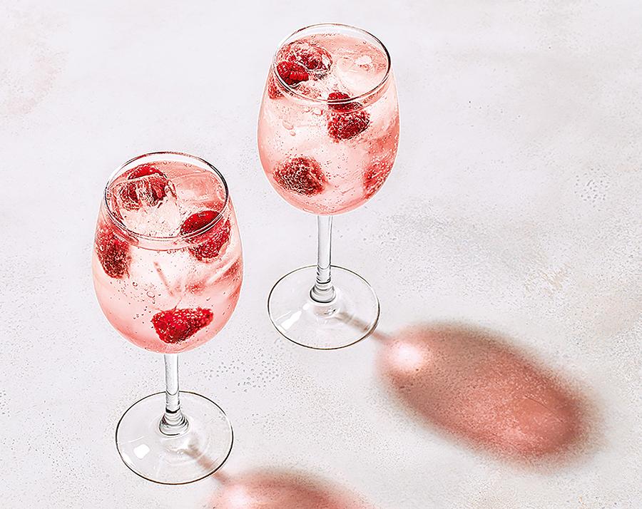 Smirnoff cocktail