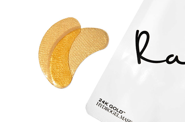 Radford Beauty 24k Gold Hydrogel Mask