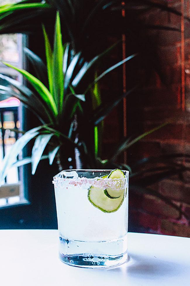 The Greek Margarita