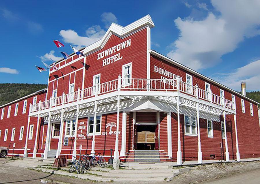 Yukon Territories