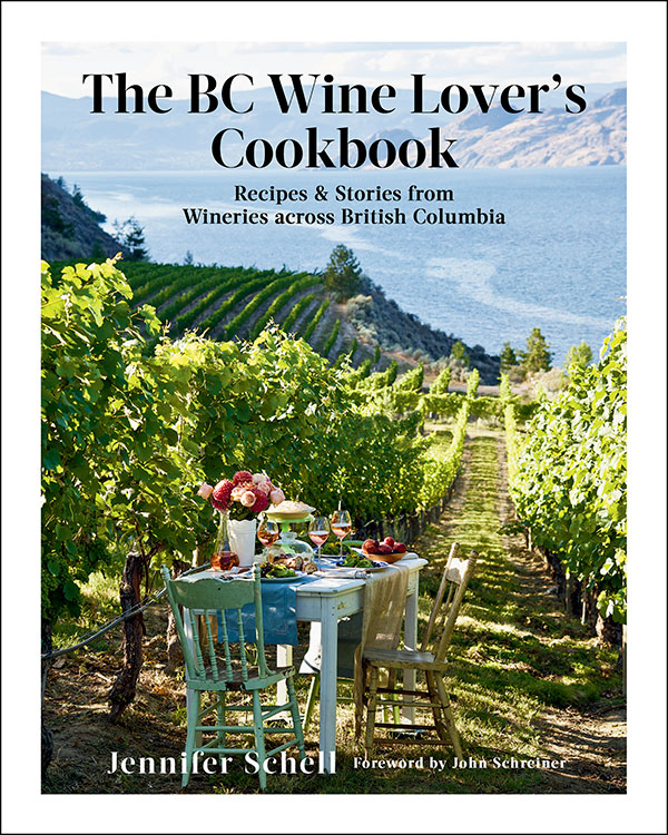 The BC Wine Lover's Cookbook