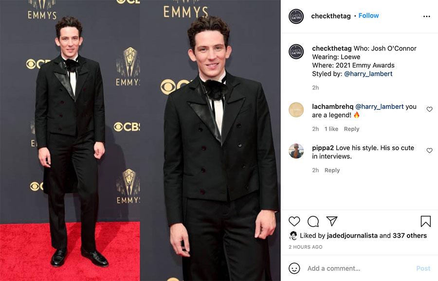 2021 Emmy's