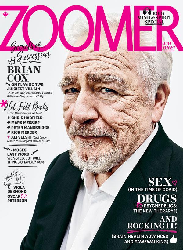 Zoomer Oct/Nov 2021 Cover