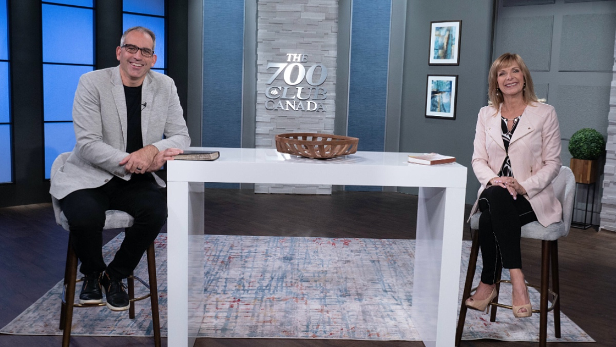700 Club Canada on FAITHTV