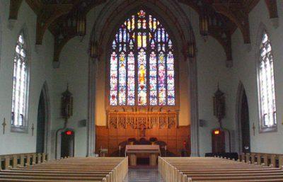 Daily TV Mass - Loretto Abbey Interior