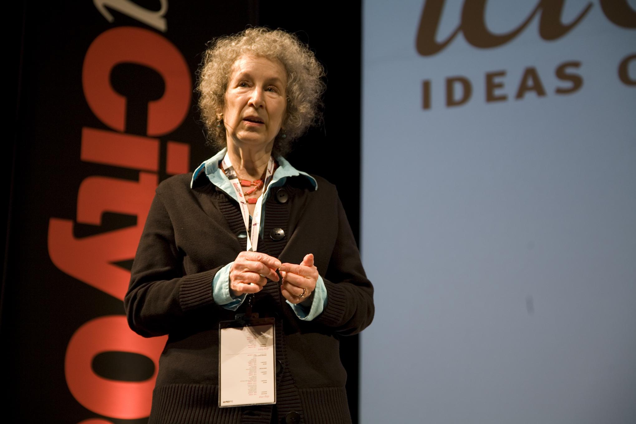 Margaret Atwood books