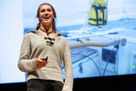Laura Dekker circumnavigator