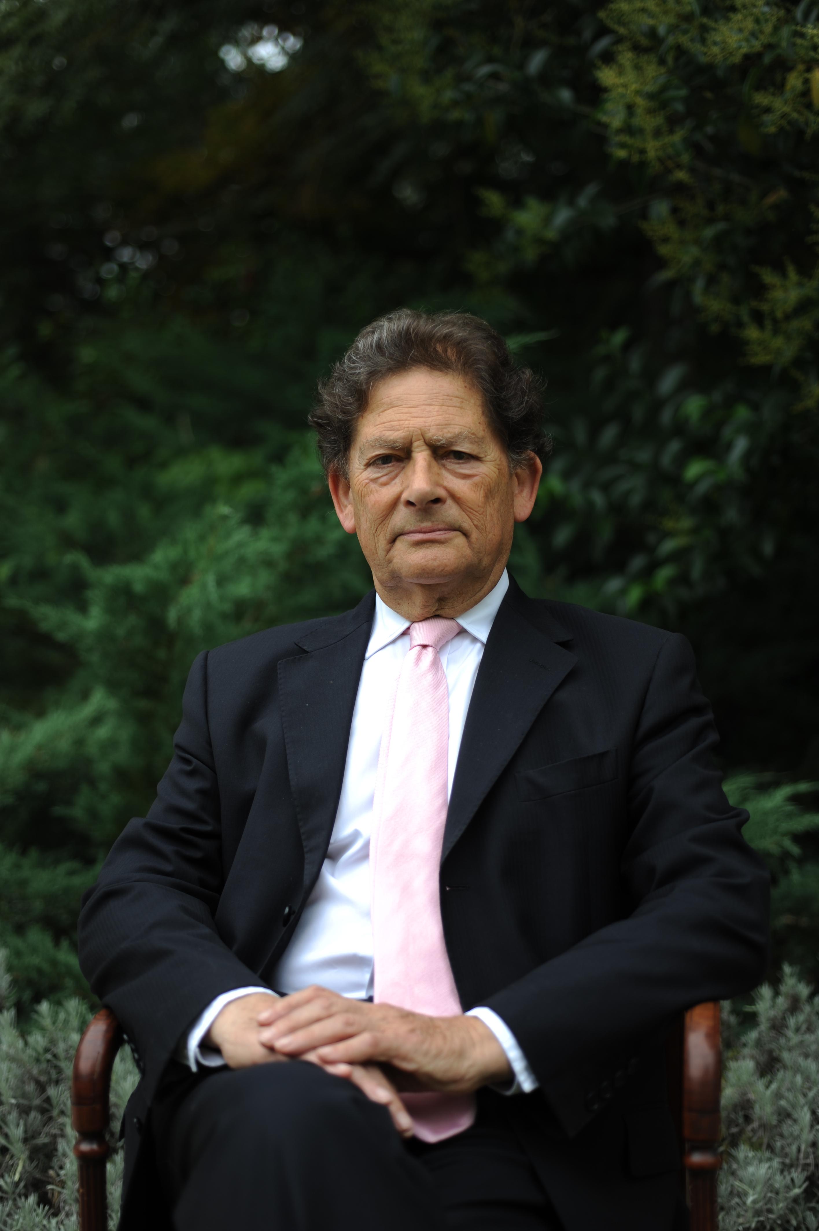 Lord Nigel Lawson - ideacity