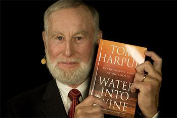 Headshot of Tom Harpur