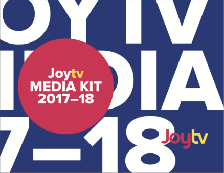 Joytv 2017-18 Media Kit - Cover Image