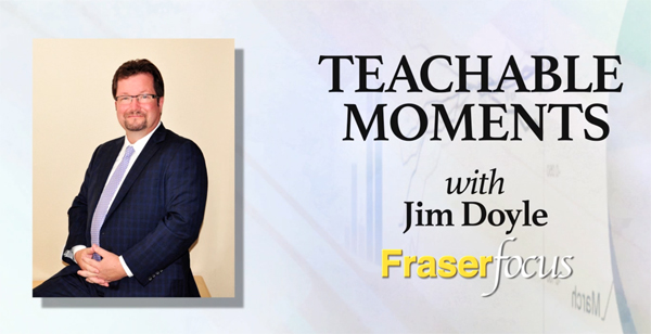 Fraser Focus - Jim Doyle - Doyle and Associates Private Wealth Management