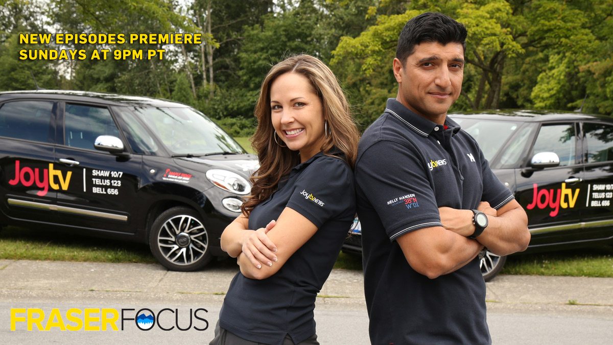 Fraser Focus 2018 - Leah Bolton and Dean Atwal