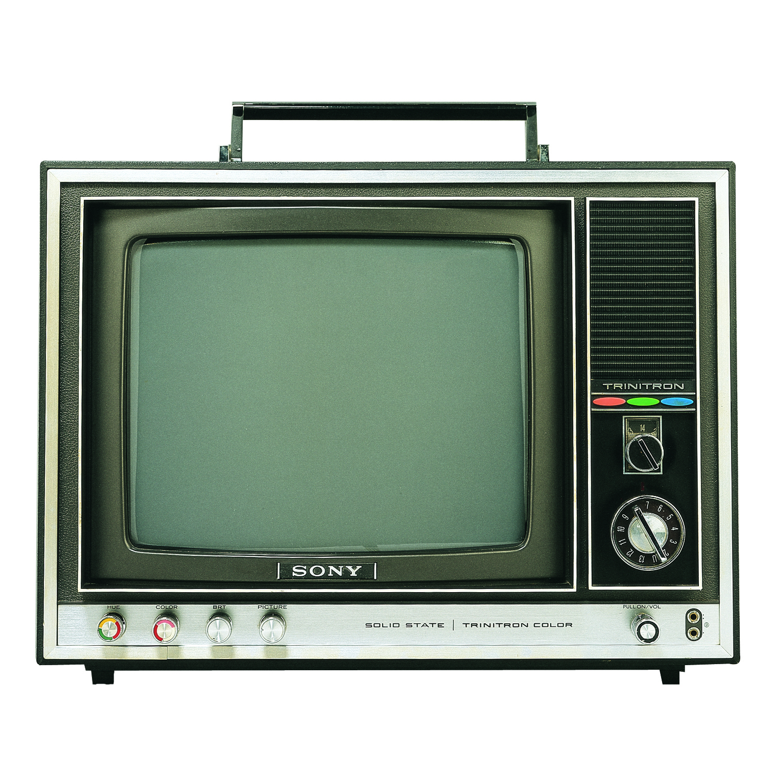 Sony, Trinitron Colour Television